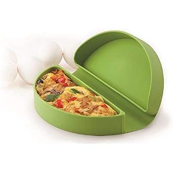 Amazon.com: good Living Microondas omelette Francesa Egg ...