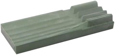 亀印 彫刻用砥石 #1000 中砥石 155mm