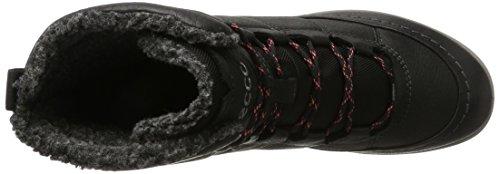 Ecco Dames Traceren Lite Snowboots Zwart (black)