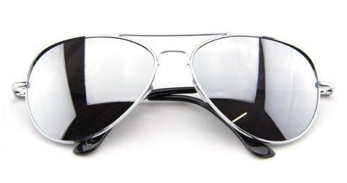 DESIGNER LUNETTES DE SOLEIL FEMMES & HOMMES SPORT ROUE LUNETTES DE SOLEIL LUNETTES DE SOLEIL AVIATEUR 2597 Pilot Lunettes Miroir