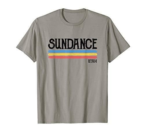 Vintage Sundance Utah UT Souvenir Gift T-Shirt