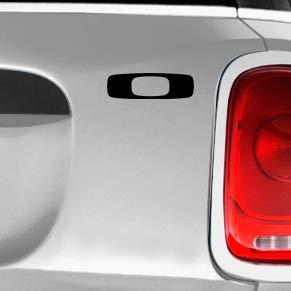 Oakley Square O SK8/Surf/Snow/Water/Bike/Brands Automotive Decal/Bumper Sticker