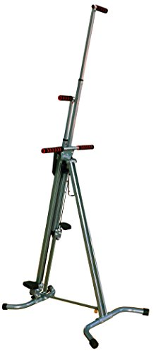BalanceFrom Vertical Climber with Cast Iron Frame and Digital Display Newest Version