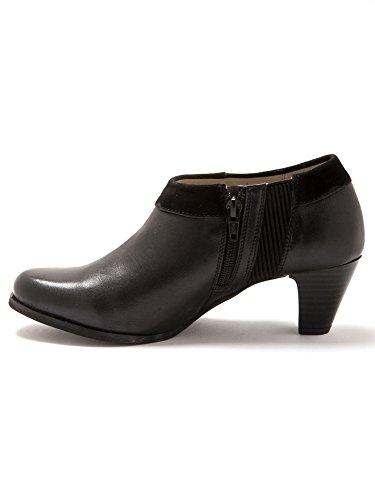 Boots revers Noir Pediconfort à à Boots Noir revers Noir revers Boots Pediconfort Pediconfort Pediconfort à wqF0xC
