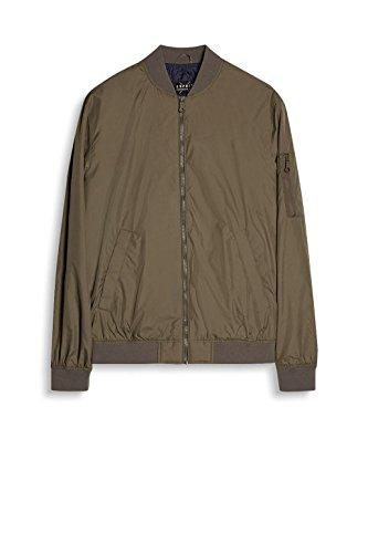 Esprit khaki Homme Green Blouson Vert wqrn1FwC