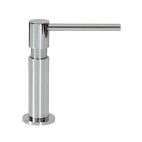 Franke SD-500 Twin Counter-Sunk Kitchen Top Refill Soap Dispenser, Chrome by Franke