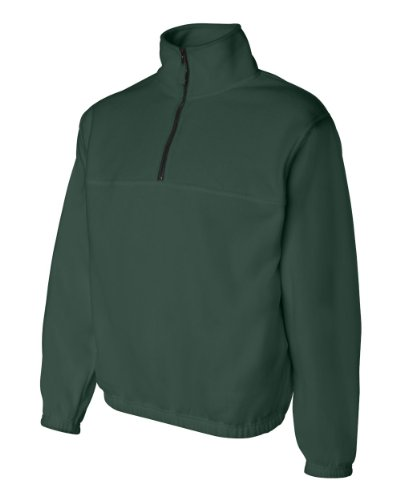 Womens Quarter Zip Fleece - 9