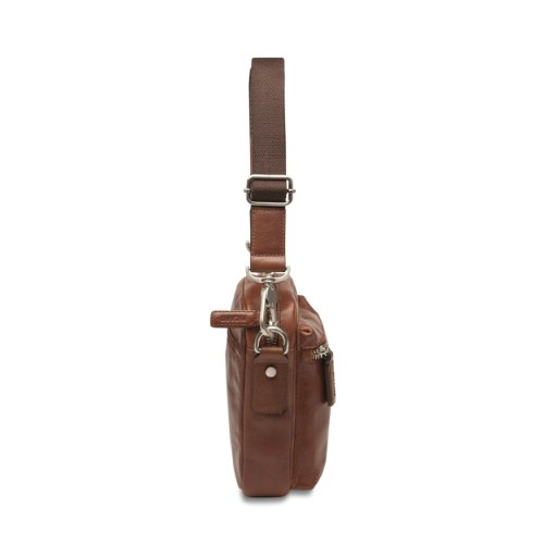 Picard Men Leather Bag Slingbag Buddy Cognac 4844