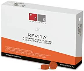 REVITA Tablets for Hair Revitalization (Hair Thinning Supplement)