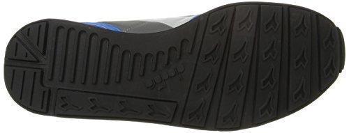 Diadora Mens Camaro Scarpa Da Skate Azzurro Azzurro / Grigio Acciaio