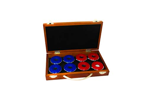 Trademark Innovations Shuffleboard Game Table Puck Set