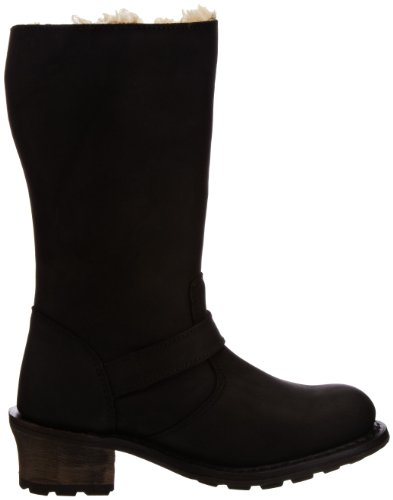 Footwear Chukka CAT Anna Black Boots Caterpillar Women's AzPqxwSna