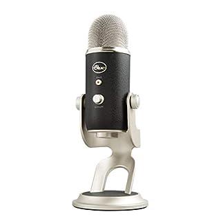 Blue Microphones Yeti Pro USB Condenser Microphone, Multipattern (B004L9KLT6)   Amazon price tracker / tracking, Amazon price history charts, Amazon price watches, Amazon price drop alerts