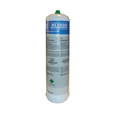 Cartucho recambio de nitró geno en botella desechable MUNDOCLIMA