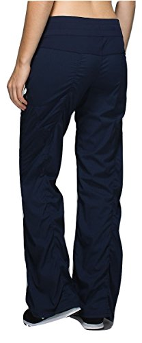 io Pant Unlined Regular (4, Inkwell Blue) ()