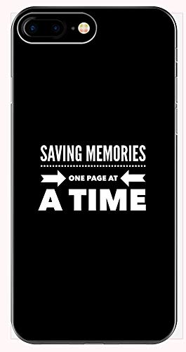 - Scrapbook Mug - Saving Memories One Page at A Time - Photo Gift Idea - Phone Case for iPhone 6+, 6S+, 7+, 8+