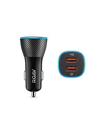 Amazon.com: Roav by Anker SmartCharge Spectrum 30W Cargador ...