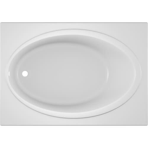 oval jacuzzi tub - 1