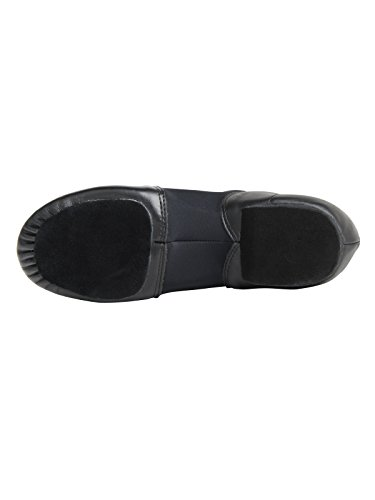 Rumpf 1250 Jazz Gymnastik Sport Aerobic Pilates Tanz Schuh Sneaker elastischer Schlupfschuh Leder geteilte Sohle