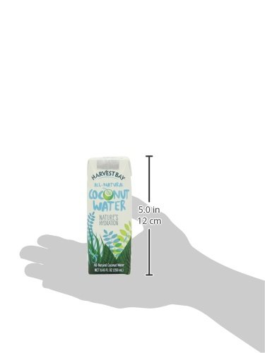Harvest Bay – All Natural No Added Sugar Coconut Water - 8.45 Ounce (Pack of 12) by Harvest Bay (Image #8)
