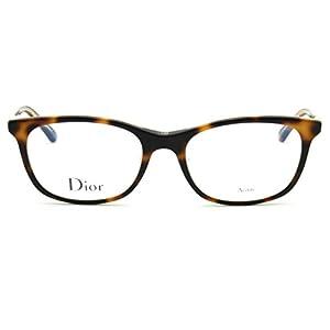 Dior MONTAIGNE 18 Women Eyeglasses Prescription RX-able Frame 0G9Q - 50mm