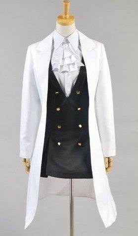 Inu X Boku Ss Shirakiin Ririchiyo Girl Uniform Cosplay Costume Customize Cosplay Costume XL