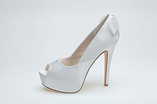 Scarpe da donna con tacco a sandalo con tacco alto