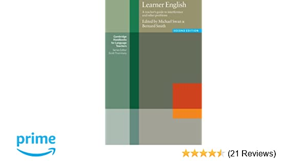 Amazon learner english a teachers guide to interference and amazon learner english a teachers guide to interference and other problems cambridge handbooks for language teachers 8601400003701 michael swan fandeluxe Choice Image