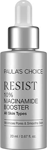 Paula's Choice RESIST 10% Niacinamide (Vitamin B3) Booster for Enlarged Pores and Wrinkles - 0.67 oz