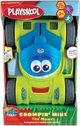 Hasbro Playskool Chompin' Mike The Mower - Colors May Vary by Hasbro