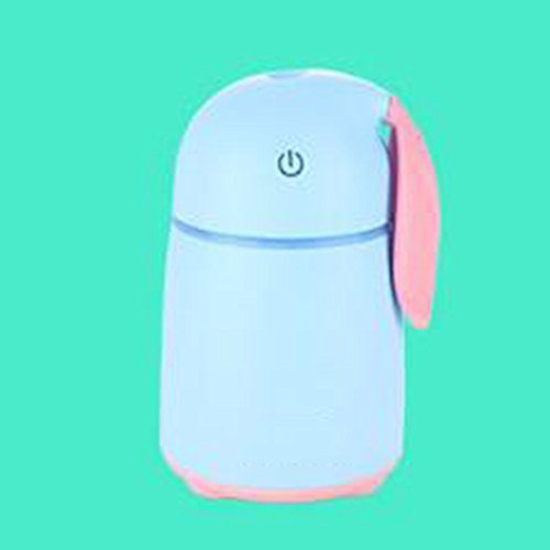 Aroma Diffuser Usb Humidifier Home Mini Creative Aromatherapy Machine Oxygen Bar Air Purifier Desk Office Bedroom Blue