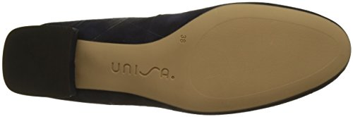 Unisa Kermes_18_ks, Scarpe con Tacco Donna Blu (Ocean)