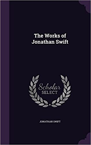 Book The Works of Jonathan Swift