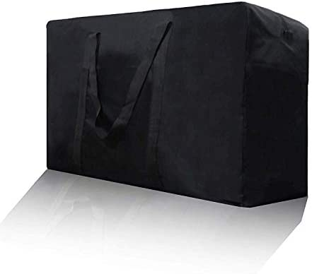 折りたたみ トートバッグ 164L多機能収納バッグ 大容量クッション収納バッグ 超大型撥水バッグ 寝具収納袋 折畳み式 引っ越しバッグ