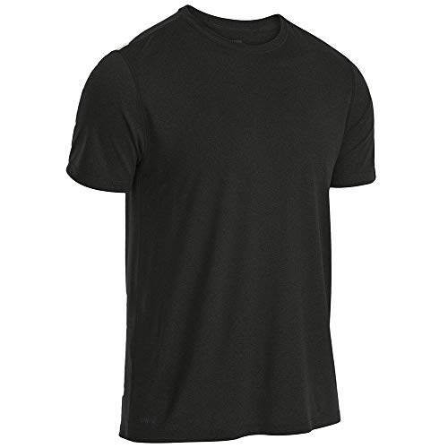 - Eastern Mountain Sports EMS Men's Techwick Essentials Short-Sleeve Shirt Black S