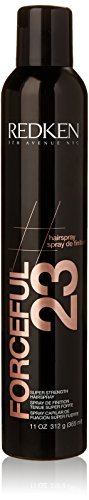 Redken Forceful 23 super strength finishing spray, 11 Ounce