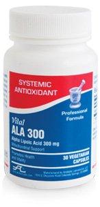 300 Mg 30 Caps - Anabolic Laboratories Vital ALA 300mg 30 Caps