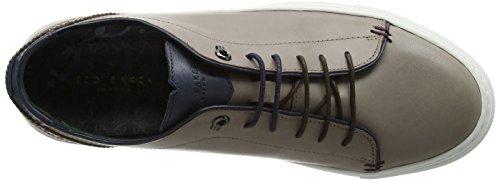 Ted Baker Kiing, Sneaker Basse Uomo Marrone (Light Brown)