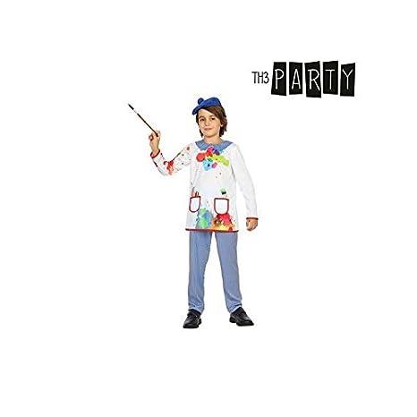 Disfraz para Niños Th3 Party Pintor: Amazon.es: Ropa y accesorios