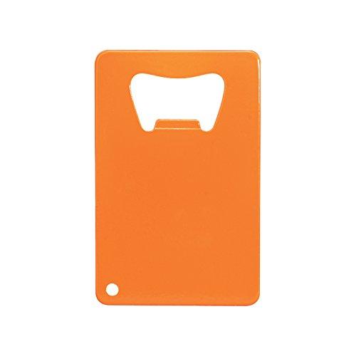 Credit Card Bottle Opener (Orange) ()