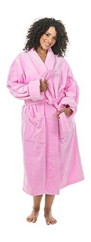 Comfy Robes Womens Velour Bathrobe