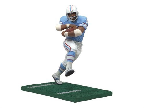(McFarlane Toys NFL Sports Picks Legends Series 3 Action Figure Earl Campbell (Houston)
