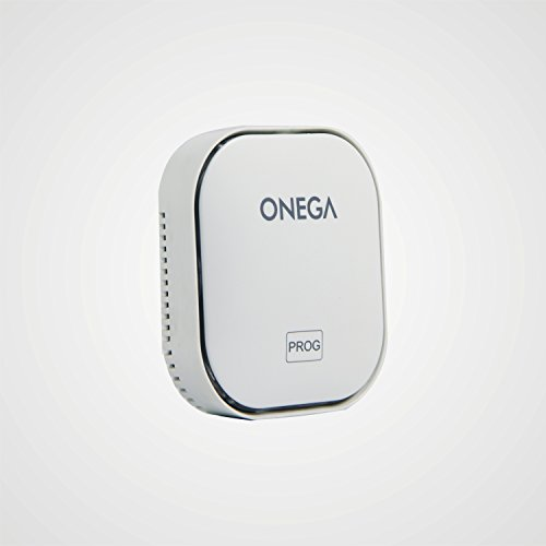 Carbon Monoxide Detector Alarm With Sound Warning and AC Plug-in Operated