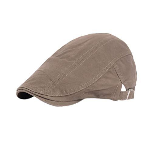 - minRan Men's Classic Herringbone caps Tweed Wool Blend Newsboy Ivy Hat Herringbone N Ivy Cabbie Driving Hat