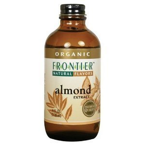 Frontier Herb Organic Almond Extract, 4 Ounce - 6 per case -