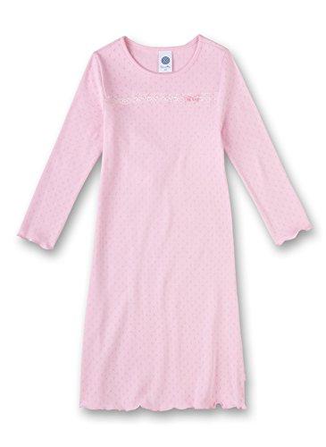 Sanetta Mädchen Nachthemd 231817, Rosa (Rosewater 3508), 140