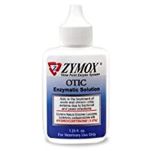 Zymox Otic Pet Ear Treatment with Hydrocortisone