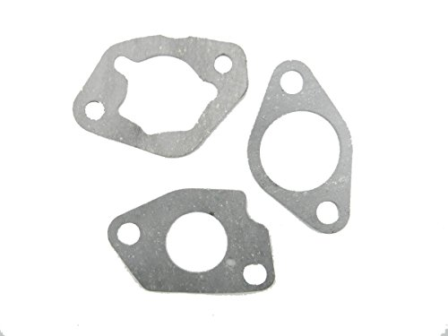 HIPA (Pack of 5) Replace Carb Carburetor Mount Gasket for HONDA GX340 GX390 Engine