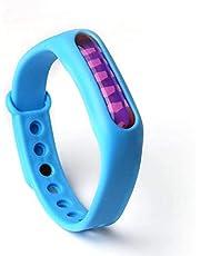 Muggenafstotende armband □ 4 pakken □ Portable Summer Effectieve Kinderen muggen armband Anti-Mosquito Band Environmental Protection Siliconen Armband (Color : 3)