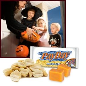 PayDay Snack Size Candy Bars, 11.6-Ounce Packages